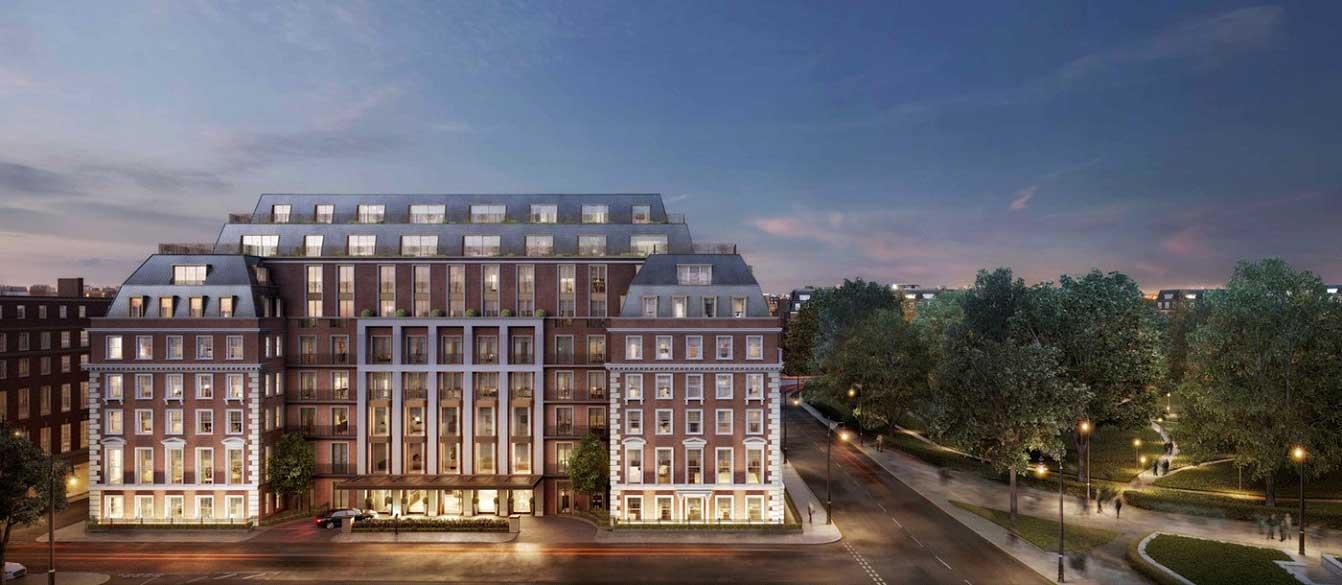 20 Grosvenor Square, London