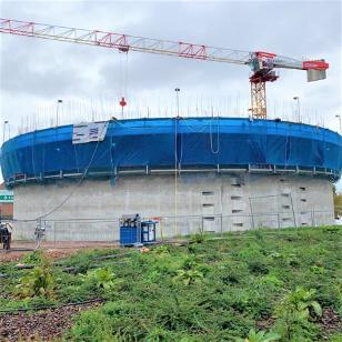 post-tension in water tanks