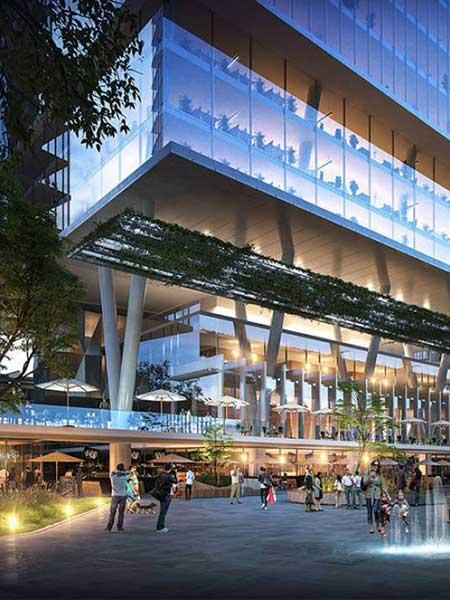 Parramatta Square Tower